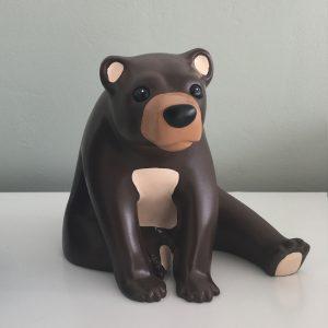 Spaarpot beer, geboorte spaarpot